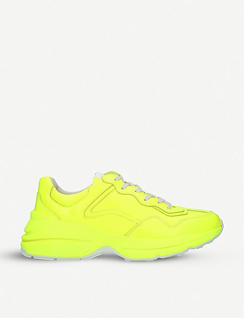Lace up trainers - Trainers - Mens - Shoes - Selfridges  f4584f7cc8