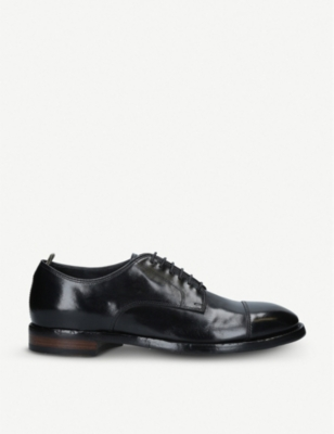 OFFICINE CREATIVE Princeton leather Derby shoes