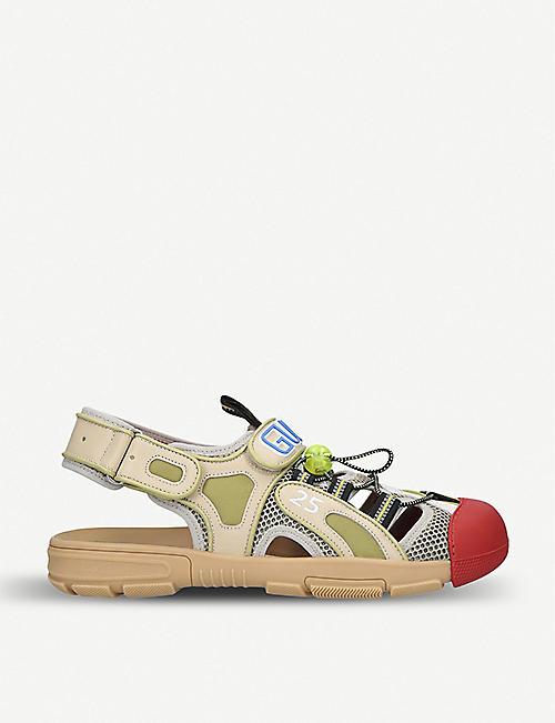 3ca95098f55 Sandals - Mens - Shoes - Selfridges | Shop Online