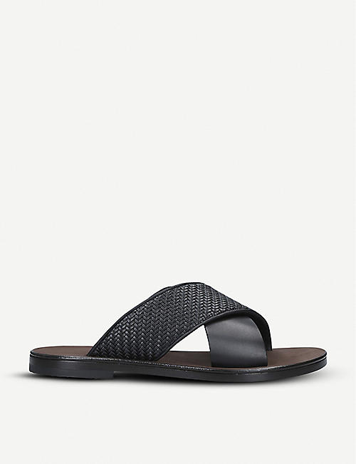 b7a7530ff Sliders   flip flops - Sandals - Mens - Shoes - Selfridges