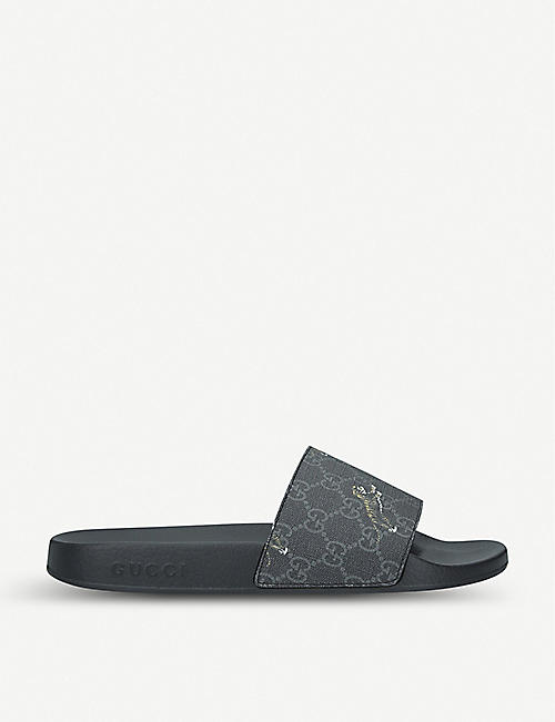 GUCCI Pursuit canvas sliders