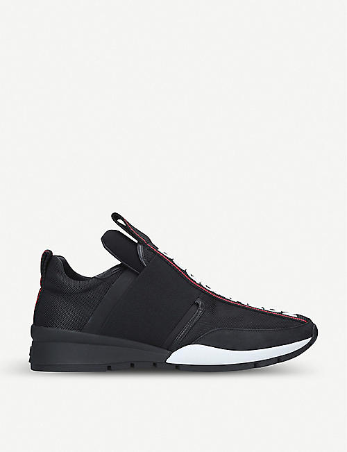 DSQUARED2 Evolution Tape mesh trainers