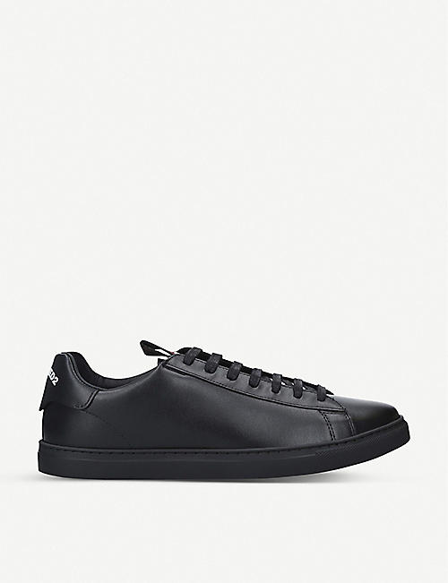 DSQUARED2 Evolution leather trainers