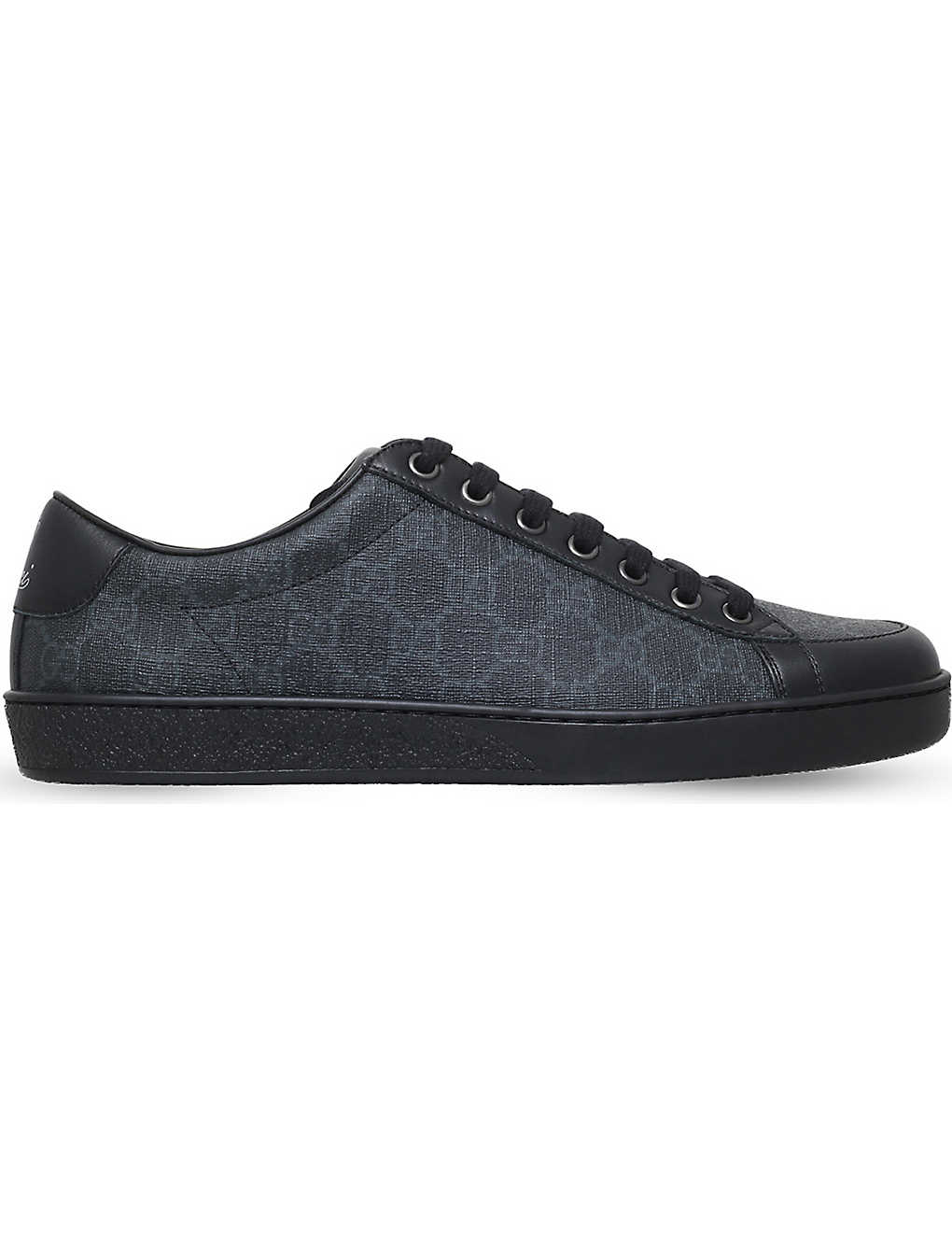 7921c025ab0 ... Brooklyn gg canvas low-top trainers zoom ...