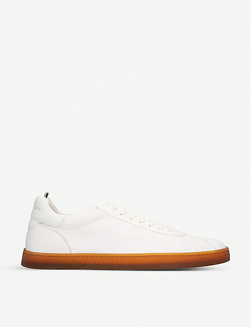 OFFICINE CREATIVE: KARMA UNLINED SOFT SNKR