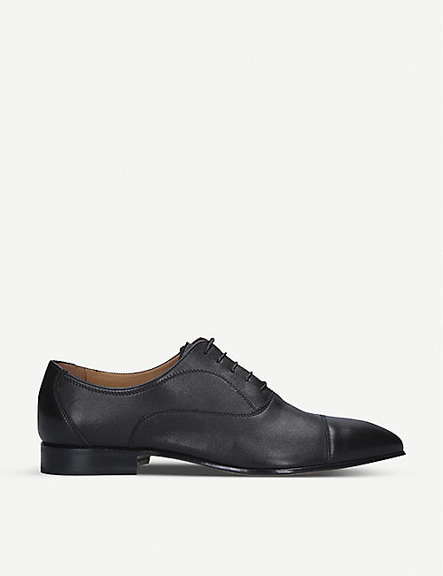 STEMAR Oxford leather shoes
