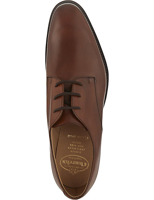 CHURCH Oslo leather Derby shoes