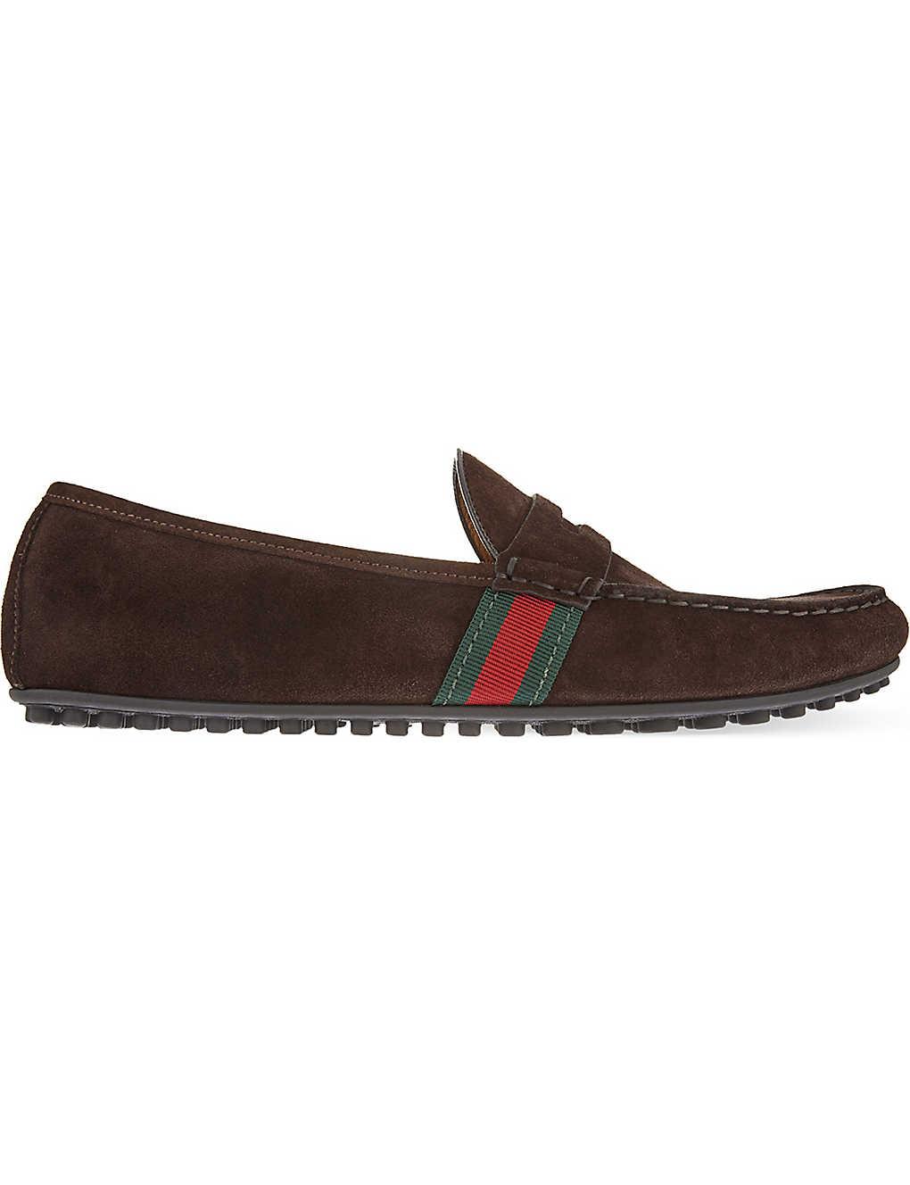 75befe61ec5 ... Kanye suede driver shoes zoom ...