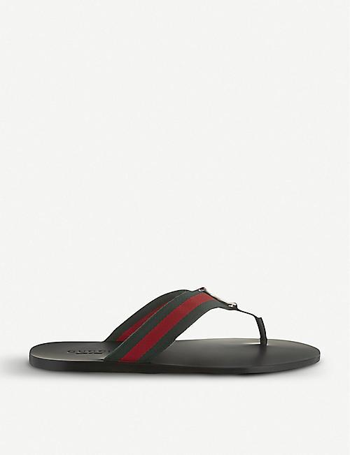 340bbab67a5 Sandals - Mens - Shoes - Selfridges
