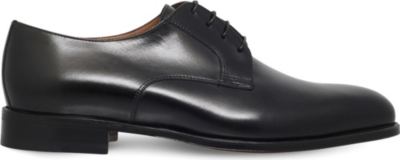 STEMAR Lace-up leather Derby shoes