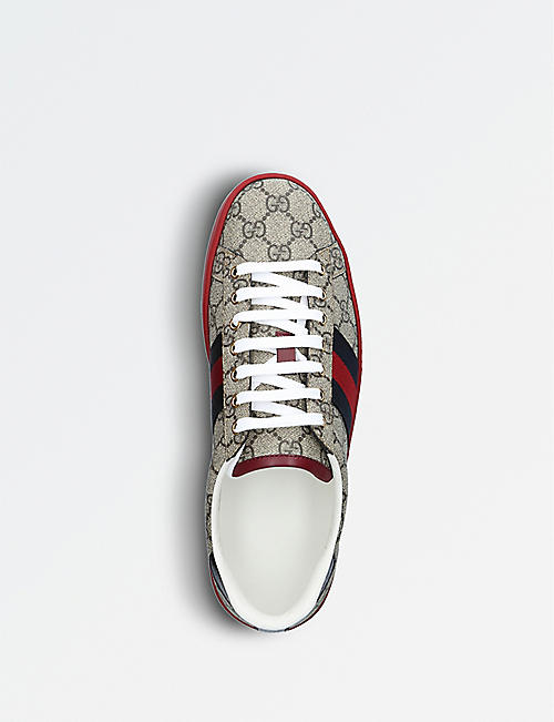 440e3ff04f393 Gucci Shoes - Men's & Women's trainers, loafers & more | Selfridges