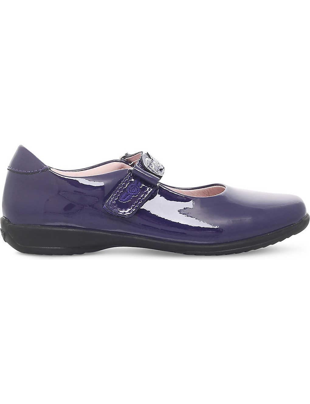 ff4b5f4f6b583 LELLI KELLY - Sheila patent-leather school shoes 3-9 years ...