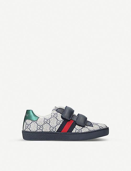 aa2e3ec8ee28b GUCCI - Kids - Shoes - Selfridges | Shop Online