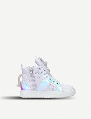 MINI MISS KG Magical high-top trainers 7-10 years