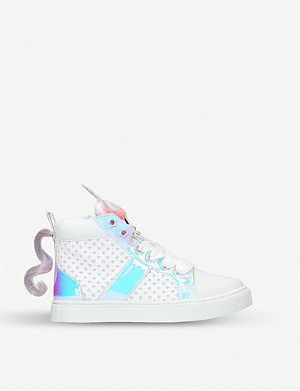 MINI MISS KG Magical high-top trainers 3-7 years