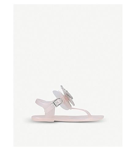 500d52d44 MINI MISS KG - Mini Dina butterfly jelly sandals 6-9 years ...