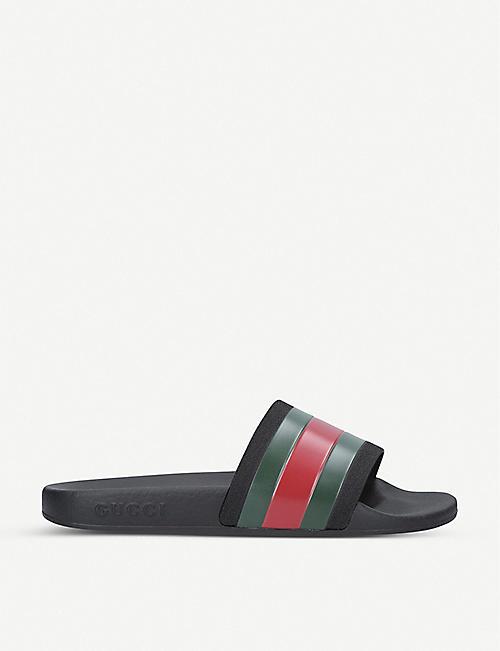 b6da82e9496c GUCCI - Flip flops   sandals - Boys - Kids - Shoes - Selfridges ...