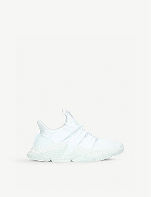 ADIDAS Prophere knitted trainers 9-10 years