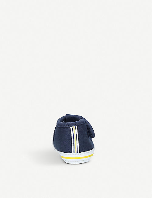 BOSS BY HUGO BOSS Oliver canvas shoes 0-12 months