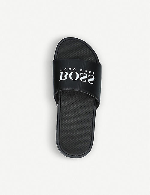BOSS BY HUGO BOSS Kurt logo sliders