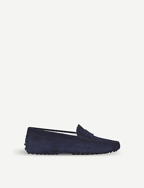 Loafers for Men On Sale, Black, Leather, 2017, 6 7 8.5 9 Tod's
