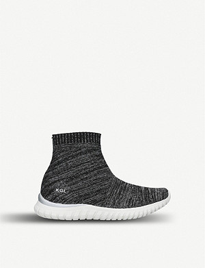 KURT GEIGER LONDON Linford knitter trainers