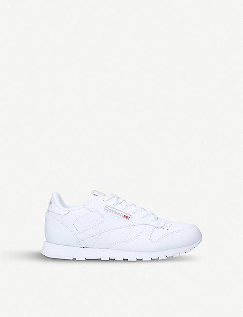 REEBOK: Classic Leather trainers 4-8 years