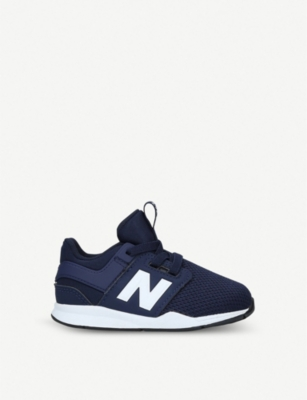 NEW BALANCE 247 mesh trainers 2-5 years