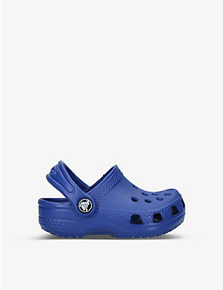 CROCS: Littles rubber clogs 0-24 months