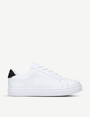KURT GEIGER LONDON Mini Lane leather trainers