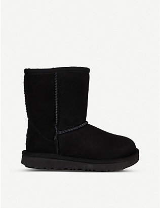 UGG: Classic II sheepskin boots 2-7 years