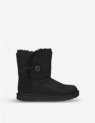 UGG: Bailey Button II sheepskin boots