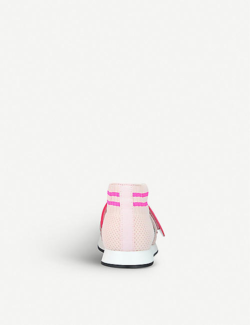 FENDI Love woven low-top trainers 6–9 years
