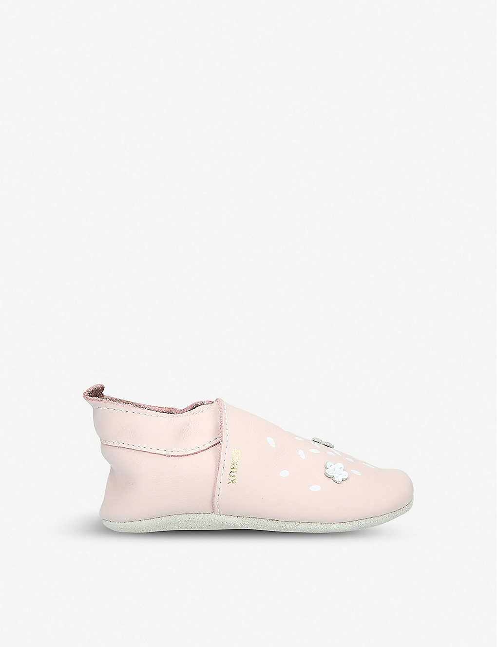 BOBUX: Cherry Blossom leather shoes