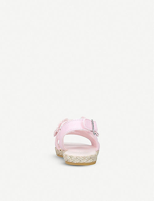 UGG Allairey Sparkle espadrille sandals 6-7 years