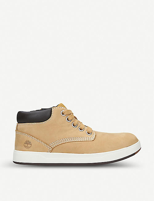 TIMBERLAND Davis Chukka leather boots