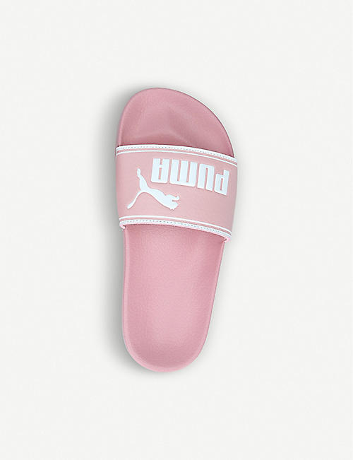 PUMA Leadcat rubber sliders
