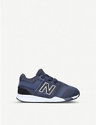NEW BALANCE: NEW BALANCE247 V2 mesh trainers 1-3 years