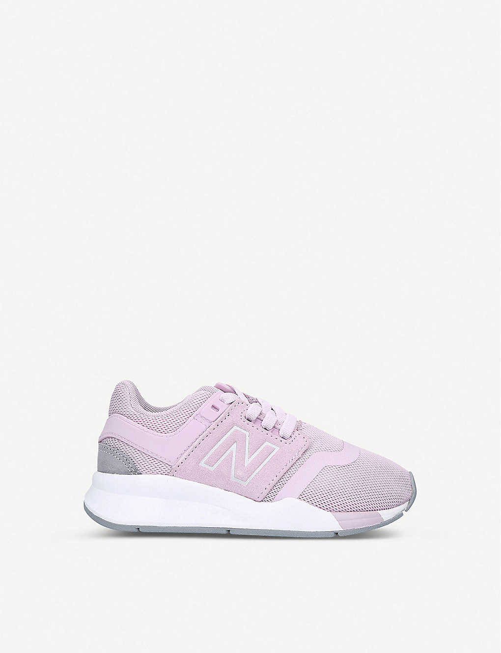 NEW BALANCE: 247 V2 mesh trainers 6-8 years