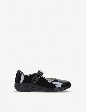 LELLI KELLY Blaze patent leather dolly school shoes