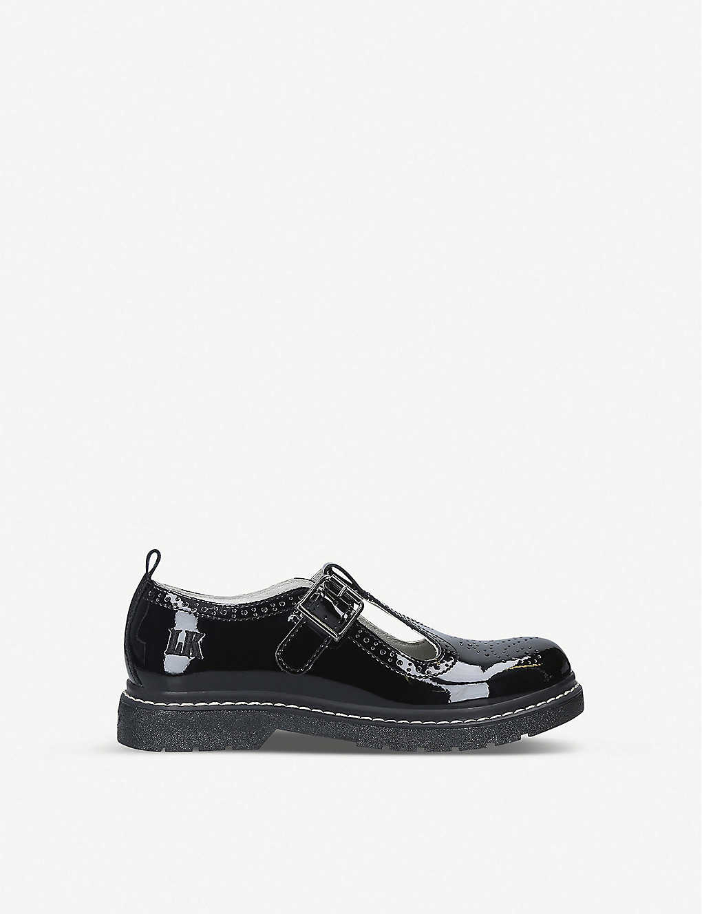 LELLI KELLY: Meryl patent-leather school shoes