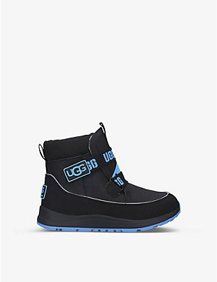 UGG: Tabor waterproof leather snow boots 5-9 years