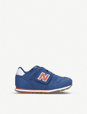 NEW BALANCE 373 low-top mesh trainers 2-5 years