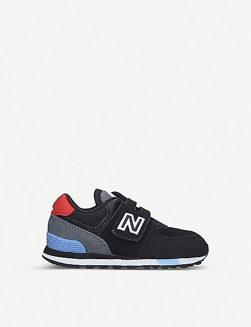 NEW BALANCE 574 mesh low-top trainers