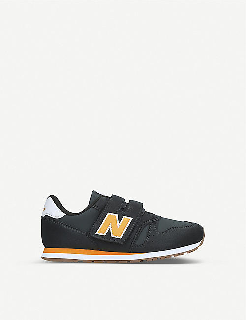 NEW BALANCE 373 low-top mesh trainers 6-10 years
