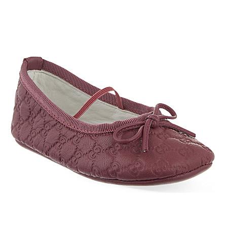 Baby Gucci Shoes Selfridges