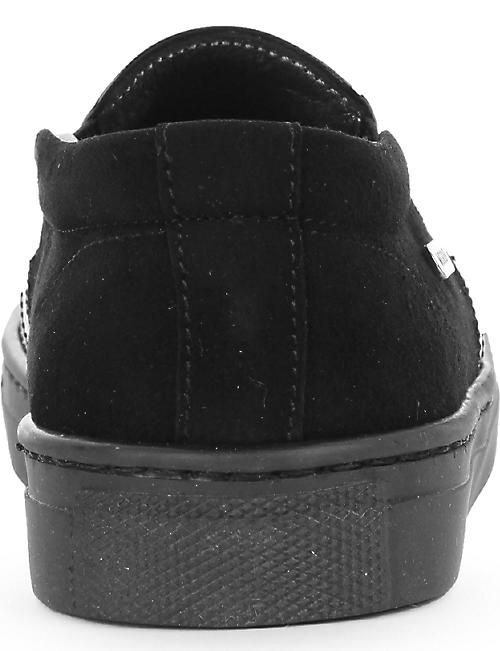MISSOURI Lace slip on trainers 2-4 years