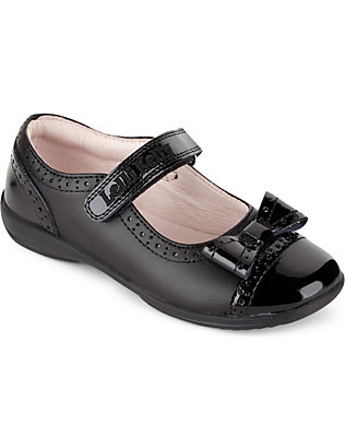 LELLI KELLY: Gabriella patent-leather shoes 4-9 years