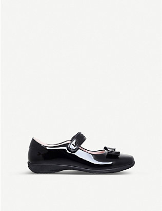 LELLI KELLY: Perrie patent-leather shoes 3-9 years