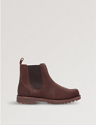 UGG: Callum leather boots 7-10 years